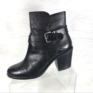 BCBG Generation Aries Ankle Boots Black Size 9 M